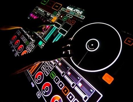 Emulator- Amazing Multi-Touch DJ Technology   Music and Technology   Scoop.it