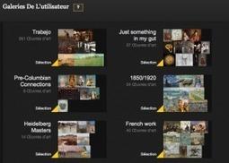 Google Art Project. Visite virtuelle des plus grands musées du monde.   Les outils du Web 2.0   Scoop.it