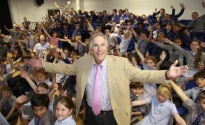 Happy Days' Henry Winkler as The Fonz:  tells kids it's cool to read | Students with dyslexia & ADHD in independent and public schools | Scoop.it