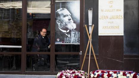 JAURESMANIA...De gauche à droite, pourquoi tout le monde s'arrache Jean Jaurès | veille DQR | Scoop.it
