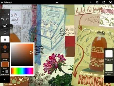 Adobe Releases Two New Apps To Help You Create On Your iPad | From the Apple Orchard | Scoop.it