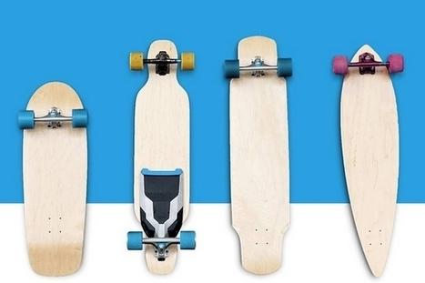 Mellow Drive : transformer sa planche en skateboard électrique   Efficycle   Scoop.it