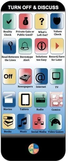 Introducing the Media Literacy Smartphone | Literacy | Scoop.it