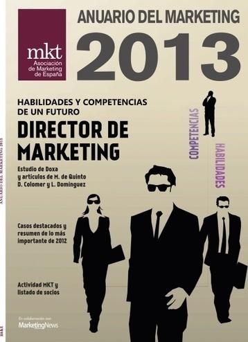Anuario del Marketing 2013 de la Asociación de Marketing de España | Marketing | Scoop.it