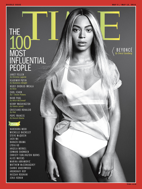 Who Runs The World? 'Time' Magazine Says Beyoncé | PR and Pop Culture | Scoop.it