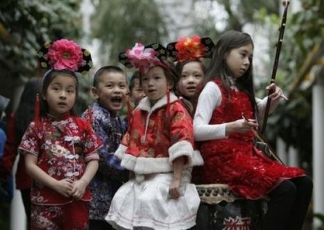Mandarin blossoms among Scots language pupils - Scotsman (blog)   LECHARM   Scoop.it