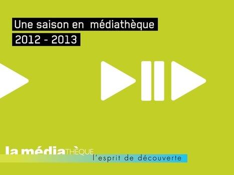 Une saison en médiathèque 2012-2013 | La folle échappée (Février - Mars) | Scoop.it