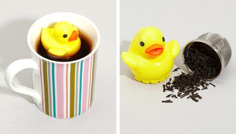 Tea Duckie | All Geeks | Scoop.it