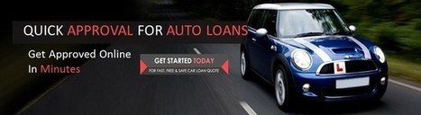 Get Qualified For A Guaranteed Car Loans With Bad Credit   CarLoansNoMoneyDown   Scoop.it
