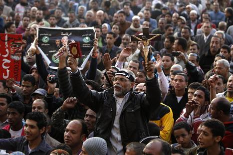 Egypte : les manifestants pro et anti-Morsi mettent Le Caire sous tension   Égypt-actus   Scoop.it