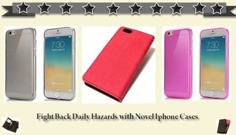 Fight Back Daily Hazards with Novel Iphone Cases | Mobile Phone Accessories | Scoop.it