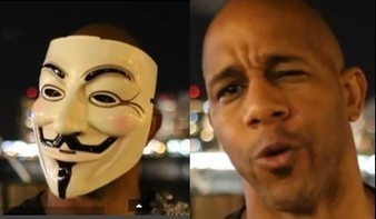 Florida cop, Marine vet, arrested for wearing 'Anonymous' mask warns of 'a war coming' | AnonGhost Team | Scoop.it
