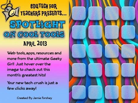 Edutech for Teachers » The Geeky Girl's Greatest Hits: Volume IV | 21st Century Technology Integration | Scoop.it