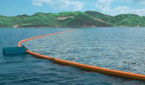 This 20-year-old is singlehandedly cleaning the world's oceans | Radical Compassion | Scoop.it