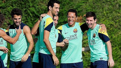 Vicepresidente del Barcelona descarta mejorar el contrato de Messi | Deportes | Scoop.it