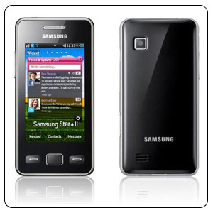 Samsung Star II GTS5263- Buy Online @ GreenDust India | Technology Products on Green Dust | Scoop.it