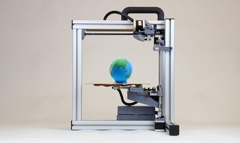 3D Printing Will Destroy The World Unless it Tackles the Issue of Materiality | Innovation | Scoop.it