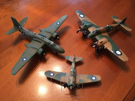 My 1/72 Aussie Collection..Hobby Master and Airfix... | Military Miniatures H.Q. | Scoop.it