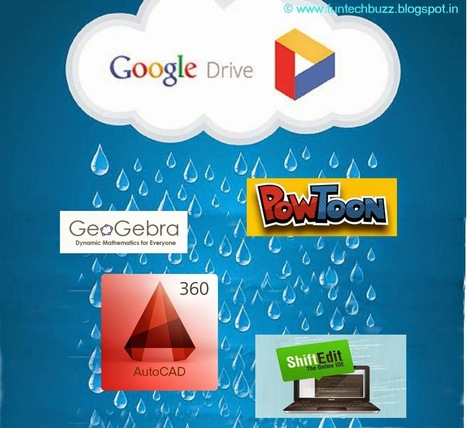 Brief review of some usefull Google Drive Apps | Technology blog | Scoop.it