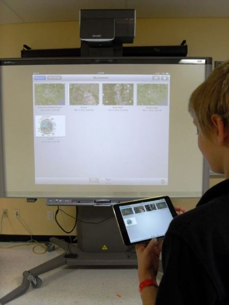 Liberty Middle School taking technology to new heights - Your Houston News | Technology In Schools | Scoop.it