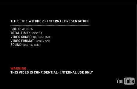 CD Projekt RED o filmiku z Wiedźmina 2 / CD-Action   Polak potrafi?   Scoop.it