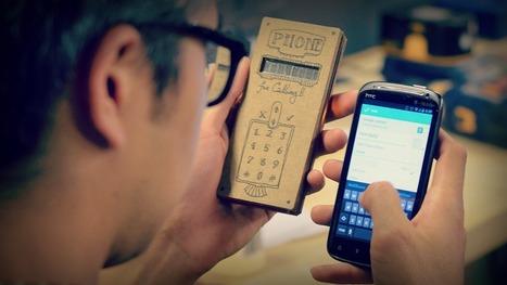 Un téléphone à fabriquer soi-même pour 200 dollars | the phone history 3°3 | Scoop.it
