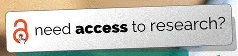 Open Access Button | Information Literacy - Education | Scoop.it