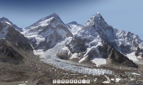 El Everest, visto a lo grande | #REDXXI | Scoop.it