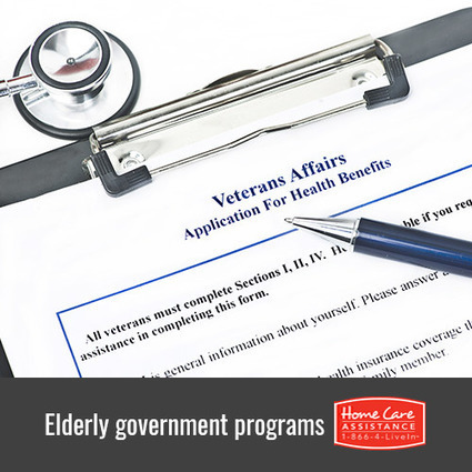 6 Useful Government Programs for Seniors | Home Care Assistance Lincoln NE | Scoop.it