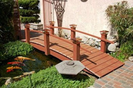 équipement de jardin: Conseils pour choisir le pont de jardin Parfait   pont de jardin   Scoop.it