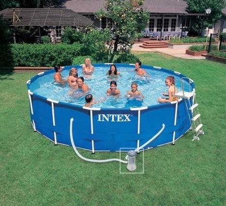 piscine hors sol jardin de catherine