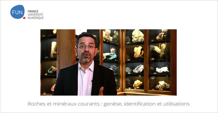 [Today] MOOC Roches et minéraux courants | MOOC Francophone | Scoop.it