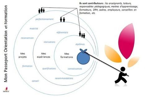 e-Portfolio, baluchon numérique | netice.fr | Portfolio numerique | Scoop.it