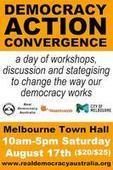 Democracy Action Convergence: change the way our democracy works! | Peer2Politics | Scoop.it