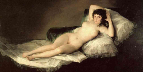 La maja desnuda | Textos | EnsimismArte | Scoop.it