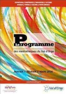 Lire en Val d'Orge, le portail des médiathèque du Val d'Orge | Les sites des médiathèques essonniennes | Scoop.it