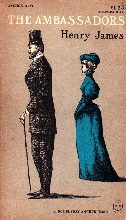 Edward Gorey's Vintage Book Covers for Literary Classics | Book Covers | Scoop.it