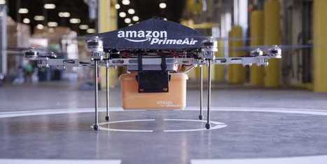Amazon Wants To Test Drones Outside The FAA's Testing Sites | Digital-News on Scoop.it today | Scoop.it