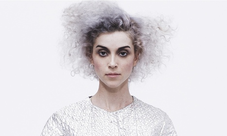 St Vincent: St Vincent – review | New Music | Scoop.it