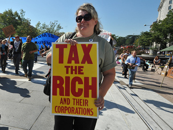 Majority of Americans think rich should pay more taxes | Daily Crew | Scoop.it