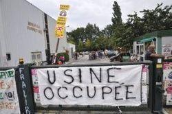 Les salariés de Fralib toujours en lutte pour sauver leur usine de Géménos | Actualité de l'Industrie Agroalimentaire | agro-media.fr | Scoop.it