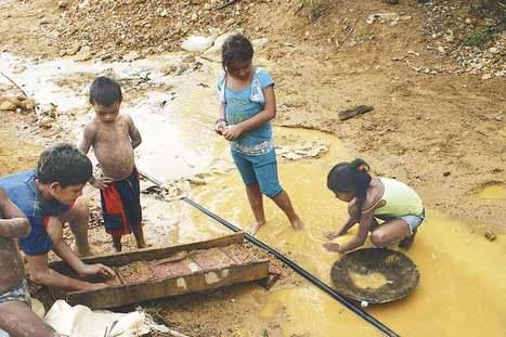 Bolívar vive entre mercurio | Minería y despojo :: Colombia | Scoop.it