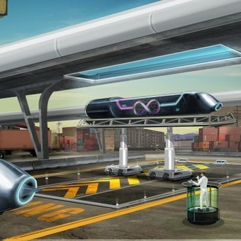 How Hyperloop One is Designing the Evolution of Transportation | Discover Sigalon Valley - Where the Tags are the Topics | Scoop.it