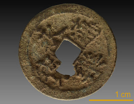 600 Year Old Chinese Coin Found on Kenyan Island | Archaeology | Sci-News.com | Inside and Outside Travels | Scoop.it