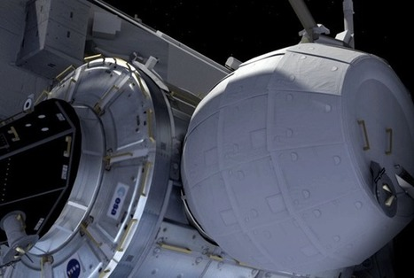 An Inflatable Room Will Soon Be Attached to the International Space Station | Post-Sapiens, les êtres technologiques | Scoop.it