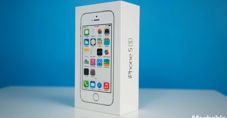 iPhone 5S Sells Out Within One Day | World news | Scoop.it