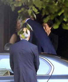 El Rey da el pésame a la familia Botín | POLITICA: CREANDO LA HISTORIA. | Scoop.it