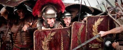 Principales armas cuerpo a cuerpo romanas, Armamento de las Legiones Romanas (Parte V) | Mundo Clásico | Scoop.it