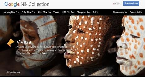 Google offre les logiciels de retouche photo Nik Collection - Les Outils Google | Les outils du Web 2.0 | Scoop.it