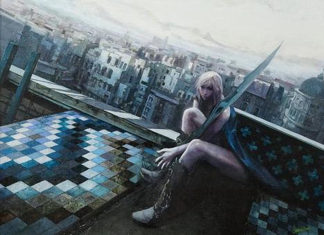 Jogos: Trailer – Lightning Returns: Final Fantasy XIII | Paraliteraturas + Pessoa, Borges e Lovecraft | Scoop.it